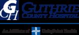 Guthrie County Hospital Logo